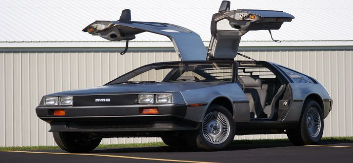 DeLorean-DMC-12-1976-1982