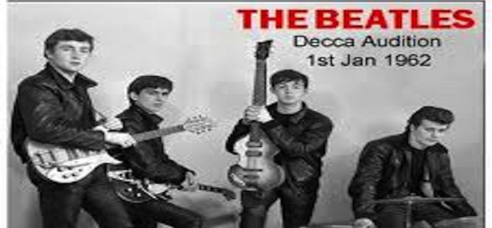 Decca-Rejects-The-Beatles-1962