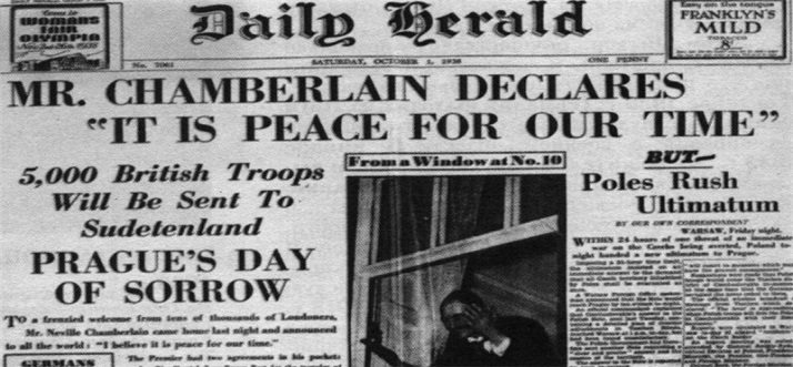 Peace-for-our-time-the-Munich-agreement-1938