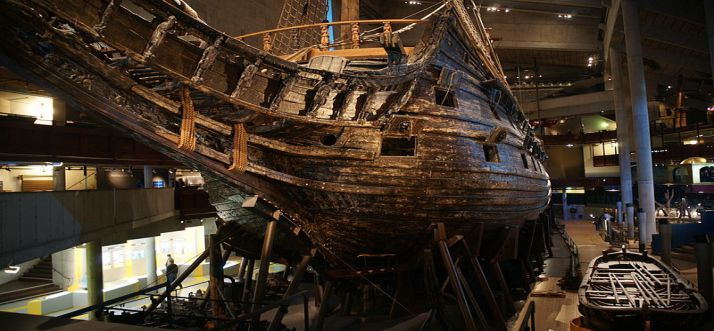 Sinking-of-the-Vasa-1628