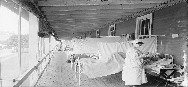 Spanish-Flu-Pandemic-1918-1919