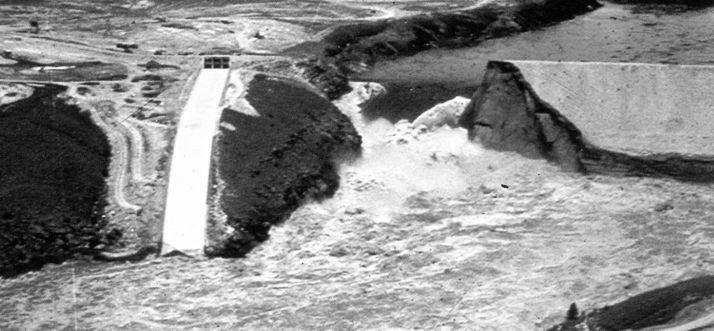 Teton Dam Flood – 1976