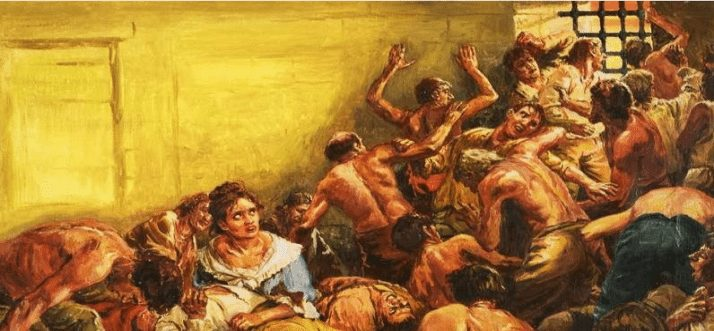 The-Black-Hole-of-Calcutta-1756