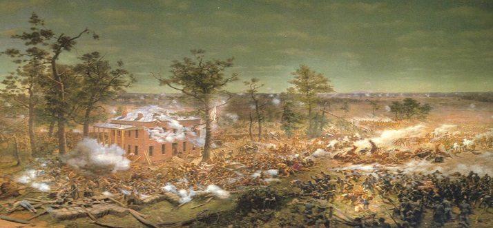 The-Burning-of-Atlanta-1864