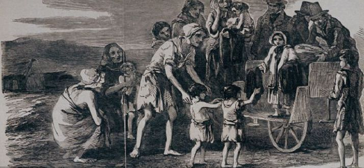 The-Great-Irish-Famine-1845-1852